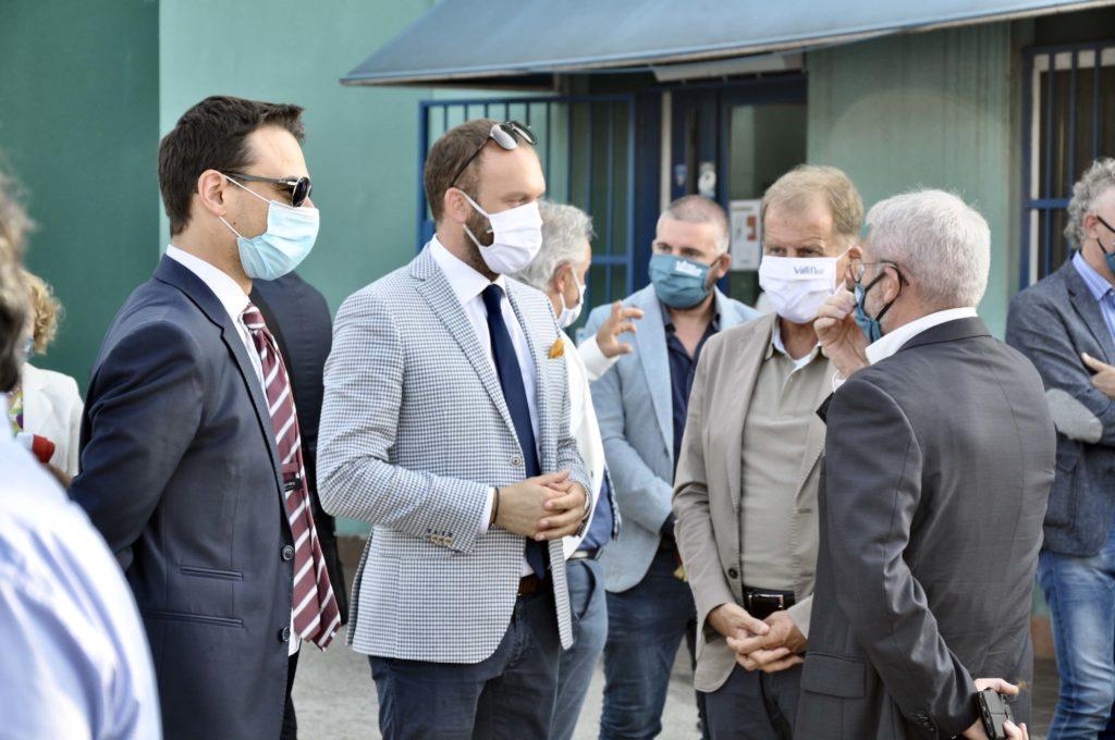Inaugurazione Impianto Valliflor 2020 0593 2