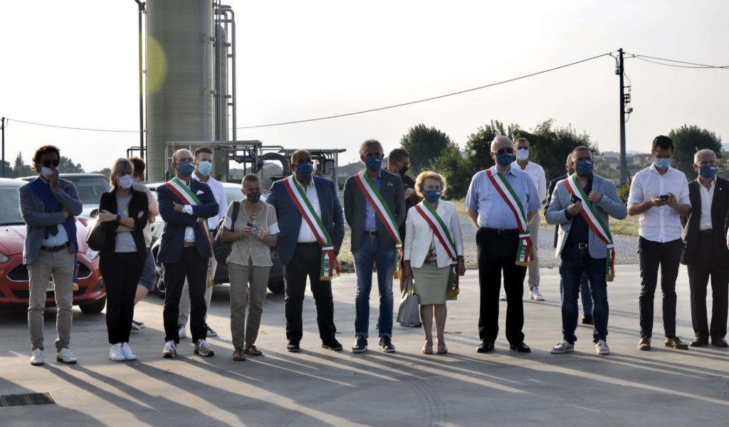 Inaugurazione Impianto Valliflor 2020 0596 2