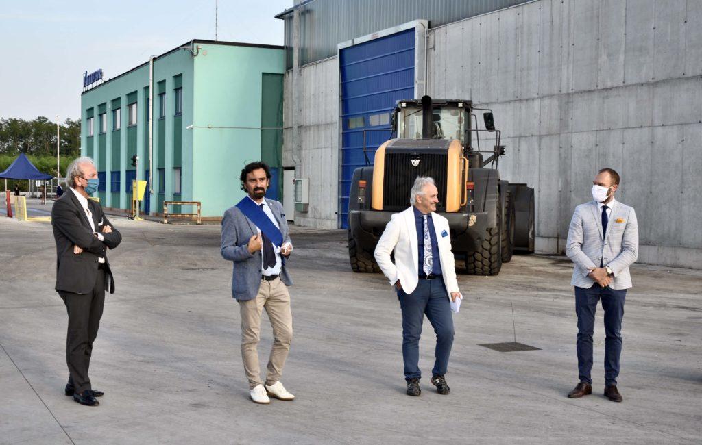Inaugurazione Impianto Valliflor 2020 0611 2