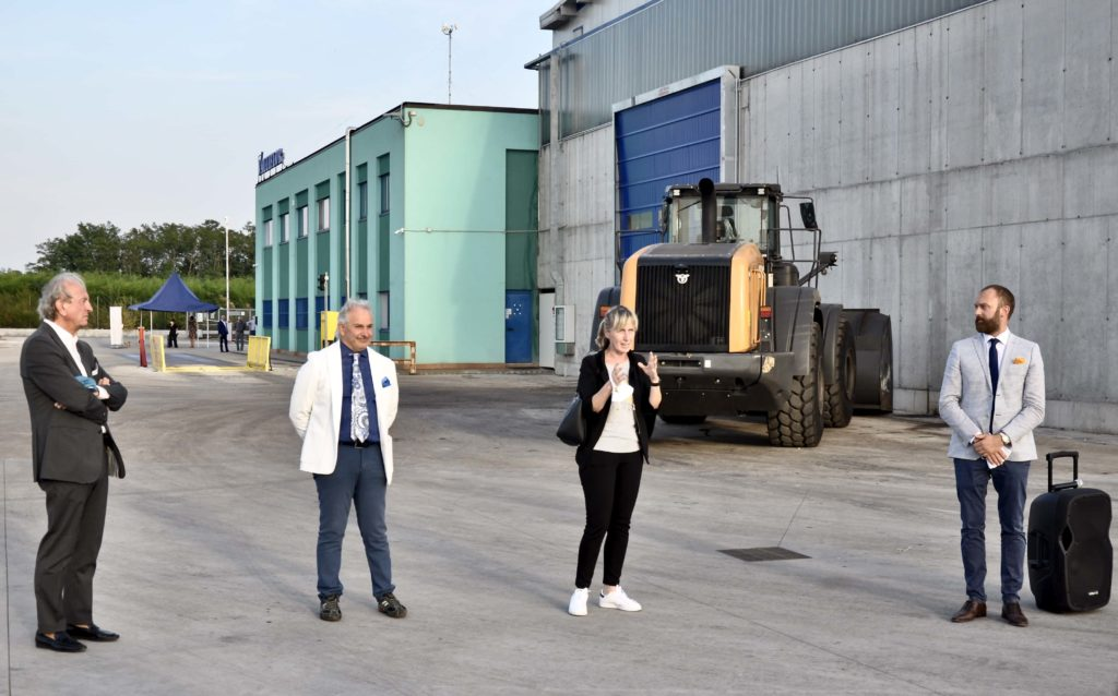 Inaugurazione Impianto Valliflor 2020 0614 2
