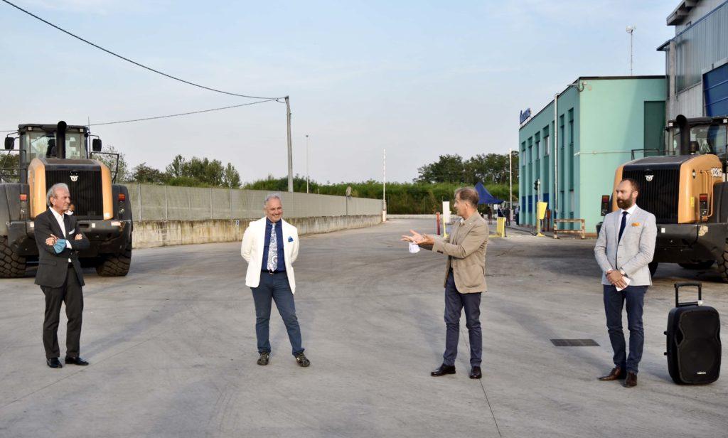 Inaugurazione Impianto Valliflor 2020 0618 2