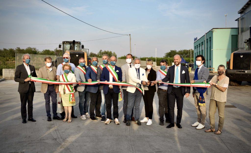 Inaugurazione Impianto Valliflor 2020 0632