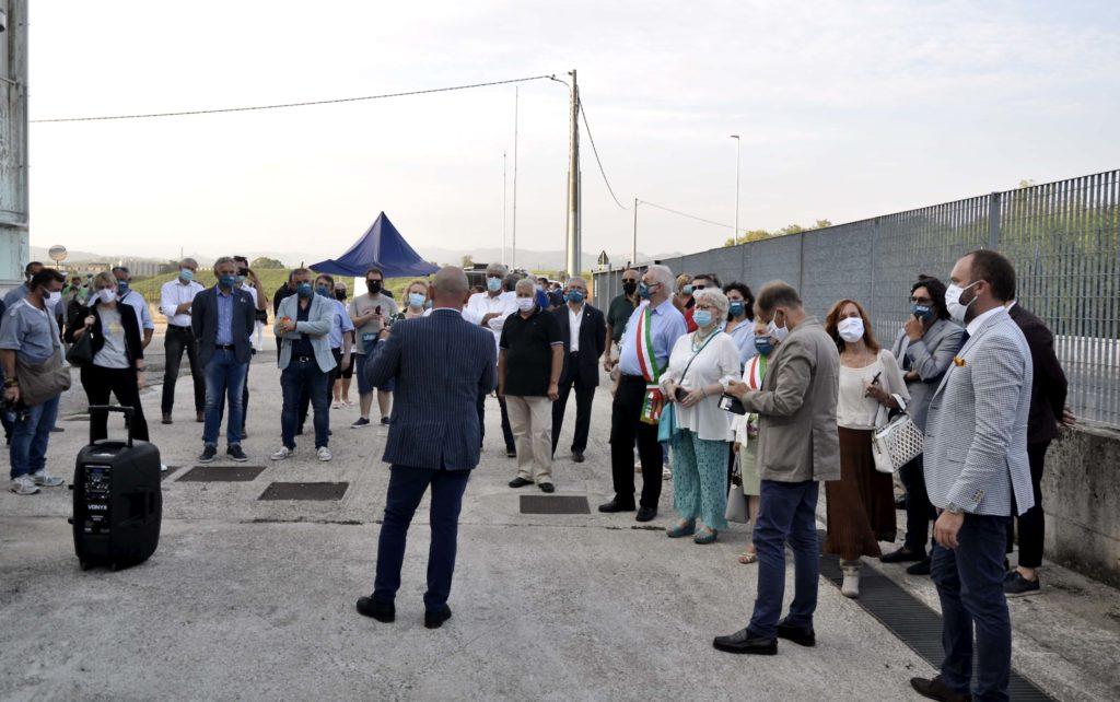 Inaugurazione Impianto Valliflor 2020 0652